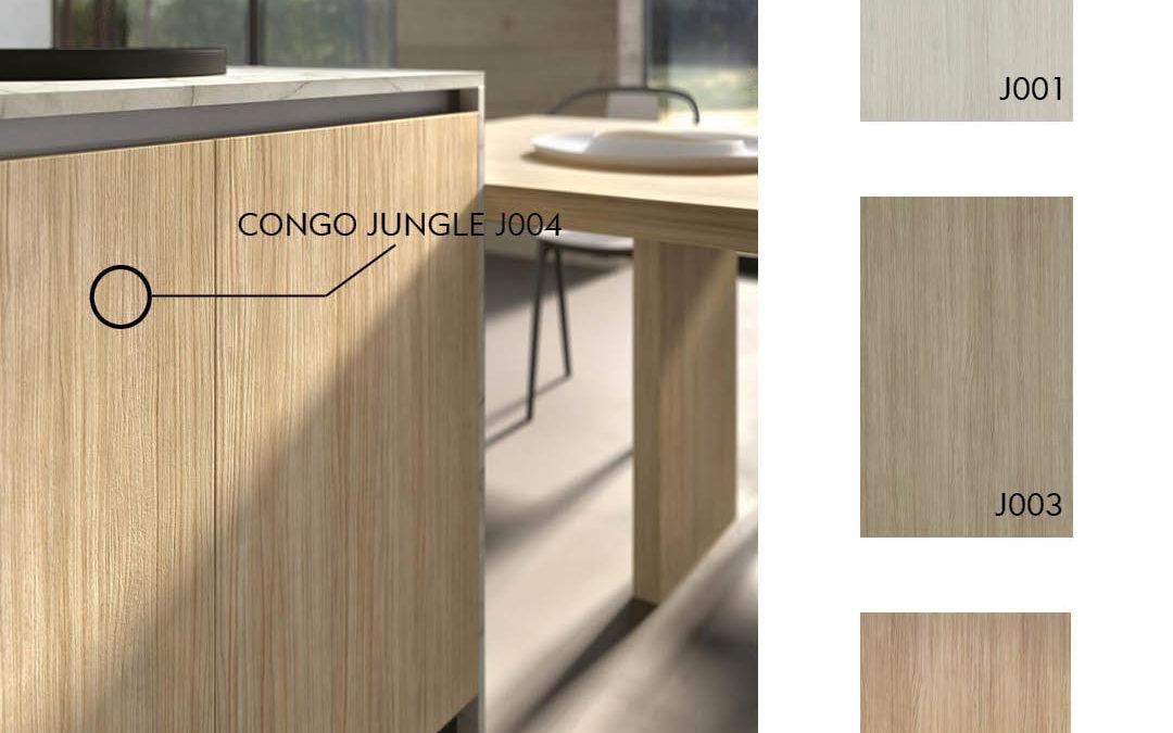 Jungle, la collezione d'effetto