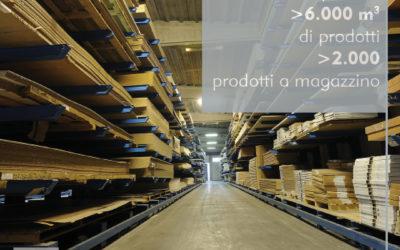 Il magazzino Serugeri