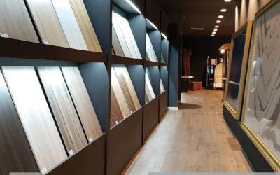 Lo showroom Serugeri: uno spazio per eventi, training, ed esposizioni