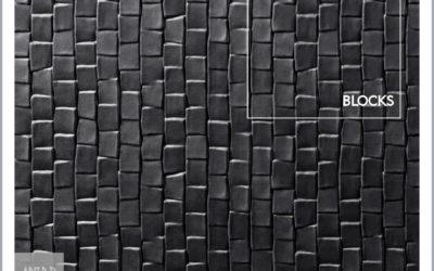 La finitura del mese di Finsa: Fibracolour TEX EZ BLOCKS