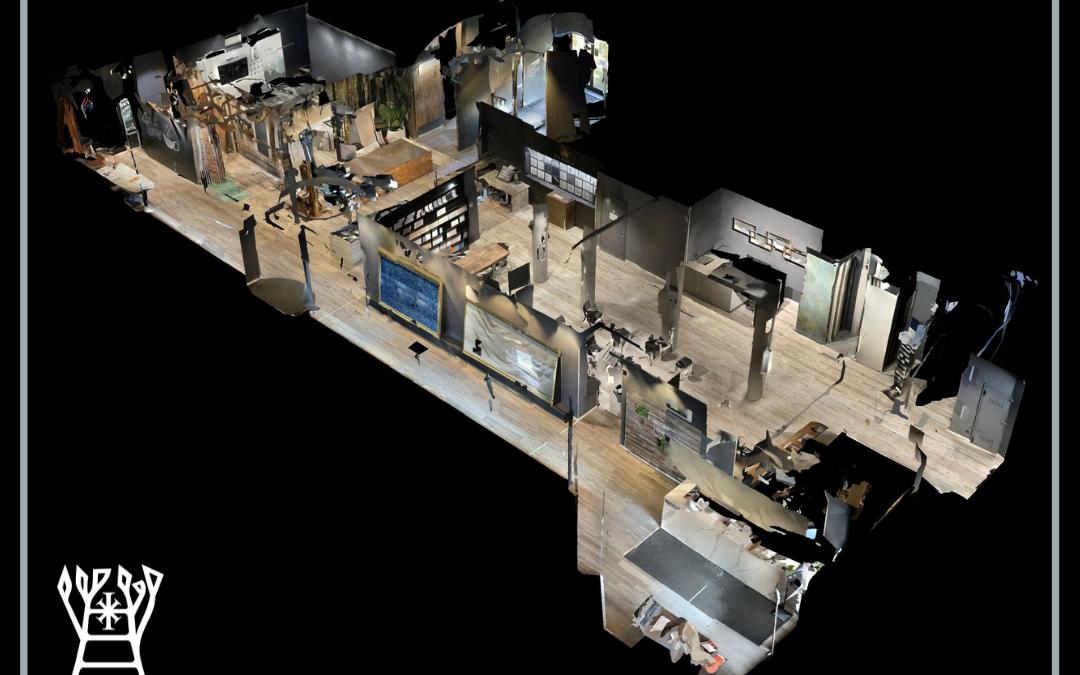 tour virtuale showroom