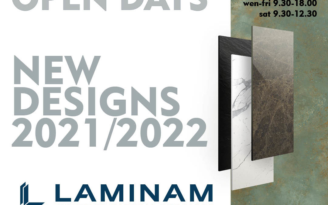 I nuovi design Laminam 2021/2022