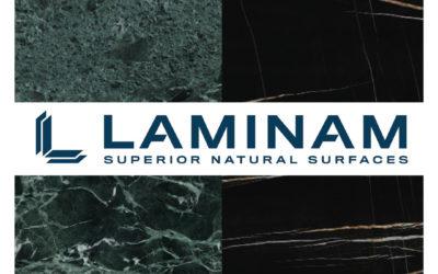 I nuovi design Laminam: Verde Alpi e Sahara Noir Extra